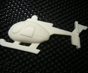 Helicopter mould