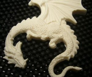 Cake Moulds Dragon
